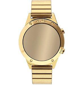 Relógio Euro Feminino Fashion Fit Reflexos - Dourado - EUJHS31BAB/4D