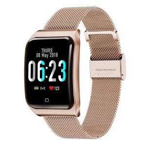Relógio Smartwatch CF9 - Rosa - IOS e Android