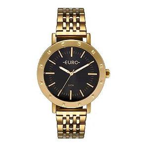 Relógio Euro Spike Fever Feminino - Dourado - EU2035YPI/4P