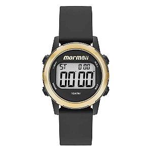 Relógio Mormaii Digital Maui - Preto com Dourado - MO3700AA/8D