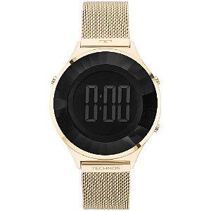 Relógio Technos Feminino Crystal  - Dourado - BJ3851AD/4P