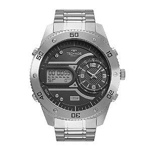 Relógio Masculino Technos Legacy - Prata - 2039CC/4P