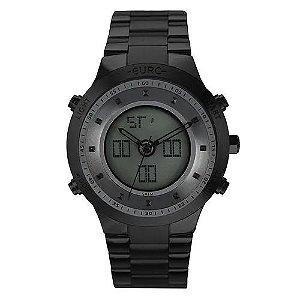 Relógio Euro Feminino Sporty Lux - Preto - EUBJ3889AC/4P
