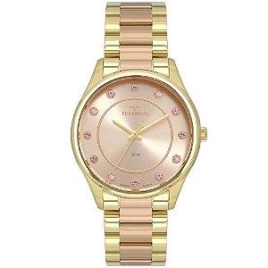 Relógio Technos Feminino Trend - Bicolor - 2036MLJ/5J