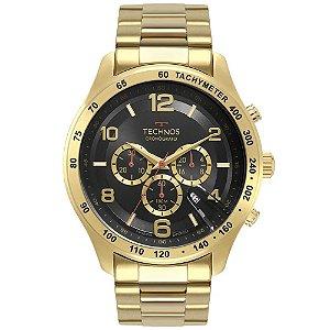 Relógio Technos Masculino Skymaster - Dourado - JS25CH/4P