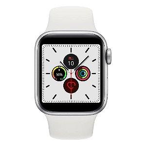 Relógio Smartwatch IWO 12 Pro Série 5 - Branco - 44mm
