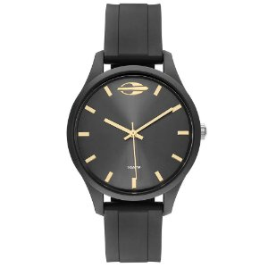 Relógio Analógico Mormaii Wave - Preto - MO2035JS/8P
