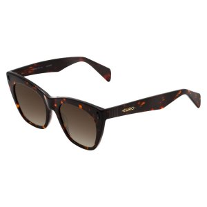 Óculos Euro Power Shape Feminino - Tartaruga - E0036F2134/8M