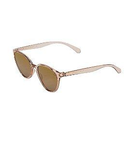 Óculos Euro Geometric Trendy - Nude - E0040B6108/8D