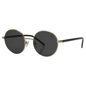Óculos Euro Feminino Vintage Glam - Dourado - E0055F4101/4P