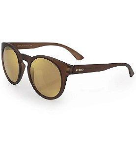 Óculos Euro Feminino Fashion Fit - Marrom - E0019J6481/8M