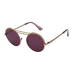 Óculos Euro Feminino Retrô Glam - Rosé - E0042E1014/4G
