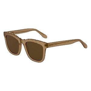 Óculos Euro Spike Glam Feminino - Bege - E0034B6133/8M