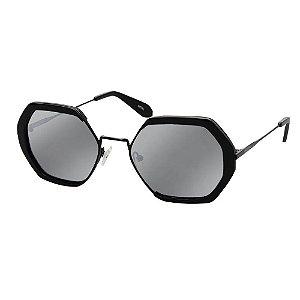 Óculos Euro Feminino Power Shape - Preto - E0056A3780/8K