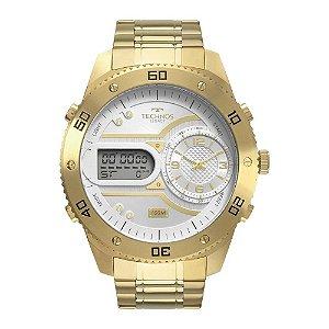 Relógio Masculino Technos Legacy - Dourado - 2039CB/4X