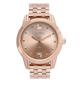 Relógio Euro Spike Illusion Feminino - Rosé - EU2035YRS/4J