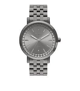 Relógio Euro Feminino Minimal Spike - Cinza - EU2036YOS/4C