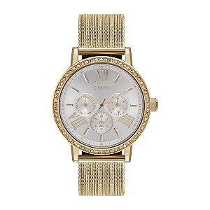 Relógio Euro Feminino Multiglow Party - Dourado - EU6P29AHL/4B