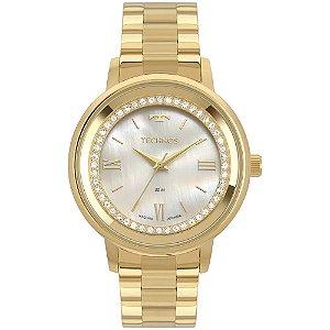 Relógio Technos Feminino Trend - Dourado - 2036MKX/4B