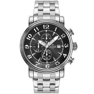 Relógio Technos Grandtech Masculino - Prata - OS10CS1M