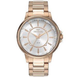 Relógio Technos Feminino Fashion Trend - Rosé - 2039CL/4K