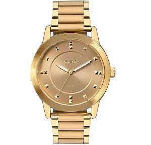 Relógio Euro Feminino - Dourado - EU2039JP/4D