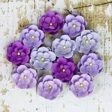 Flores artesanais Avante Lilac - Prima