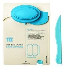 Mini base criativa Caixa Travesseiro - Toke e Crie
