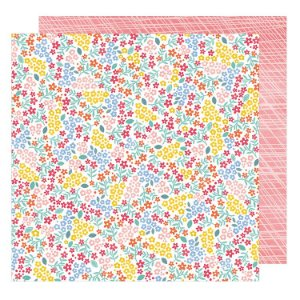 Papel Scrapbook - Sweetie  - American Crafts
