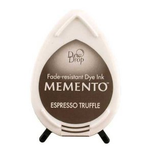 Carimbeira marrom (Espresso Truffle) Memento
