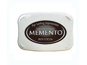 Carimbeira marrom (Rich Cocoa) Memento