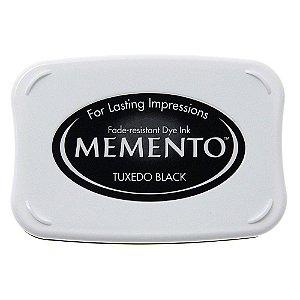 Carimbeira preta (Tuxedo Black) Memento