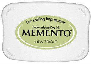 Carimbeira verde New Sprout Memento