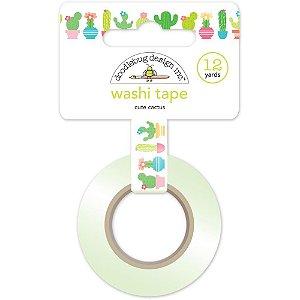 Washi tape Cute Cactus - Doodlebug