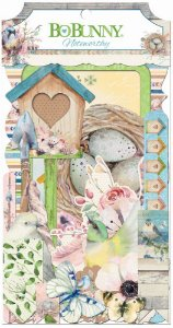 Die Cuts Serendipity Noteworthy Bobunny
