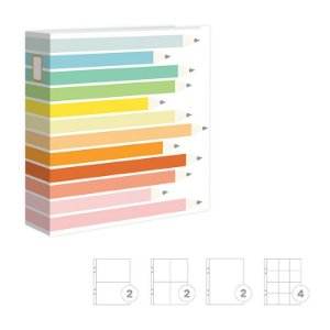 Álbum 23x30 capa dura Lápis - Studio Calico