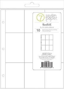 Refil para álbum 23x30 com 9 divisórias Handbook - Studio Calico