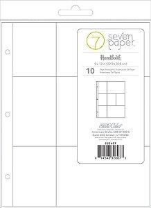 Refil para álbum 23x30 com 8 divisórias Handbook - Studio Calico