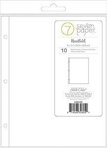 Refil para álbum 23x30 Liso Handbook - Studio Calico