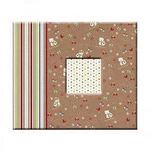 Álbum 20x20cm capa - Polar Expression - Imaginisce
