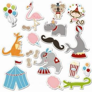 Die Cuts - Animal Tricks - Imaginisce