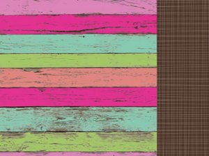 Papel Scrapbook 30x30 Dupla Face - Gal Pal - Fly Free Collection Kaiser Craft