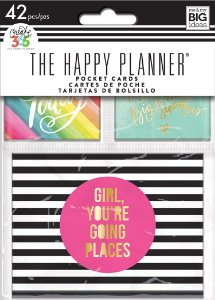 Kit de cards The Happy Planner - MAMBI