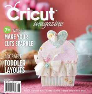 Revista Cricut Magazine - Projetos