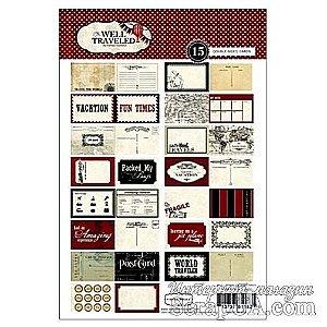 Kit cards 10x15 Viagem - Well Traveled - Carta Bella
