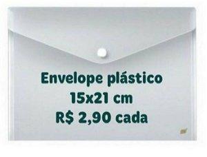 Envelope Plástico com botão - Yes Brasil