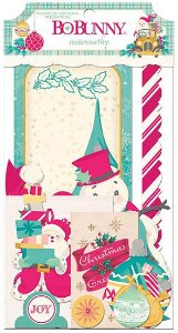 Die Cuts Candy Cane Lane Noteworthy Bobunny