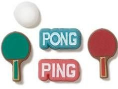 Bailarinas Ping Pong - Karen Foster