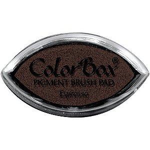Carimbeira pequena Marrom - Espresso - Colorbox