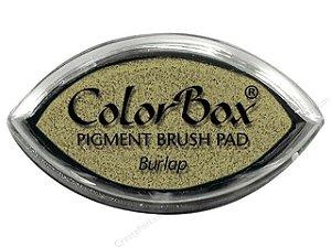 Carimbeira pequena cor Argila - Burlap - Colorbox